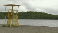 Municipal beaches open across Greater Sudbury