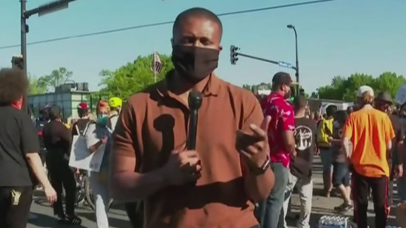 CNN's Daryl Forges reports from Minneapolis