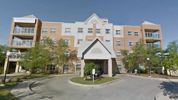 Woodbridge Vista Community Care is seen in this photo from Google Streetview. (Photo: Google Streetview)