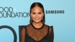 Chrissy Teigen will donate US$200,000 to bail out protesters. (Manny Carabel/Getty Images)