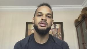 Former NHL player shares story on discrimination