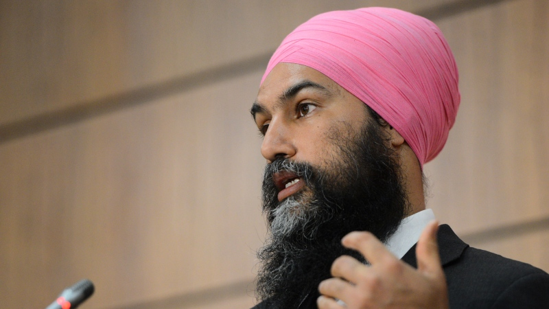 CTV QP: Singh on involving feds in long-term care