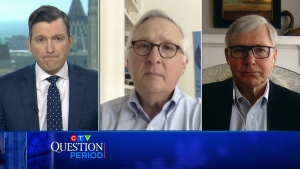 CTV QP: Canada's next steps with China