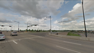 Gateway Boulevard and 23 Avenue in Edmonton. (Source: Google Streetview)