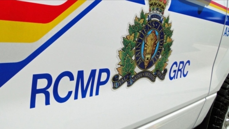 RCMP handed out five distracted driving tickets to motorists passing a rollover crash near Medicine Hat.
