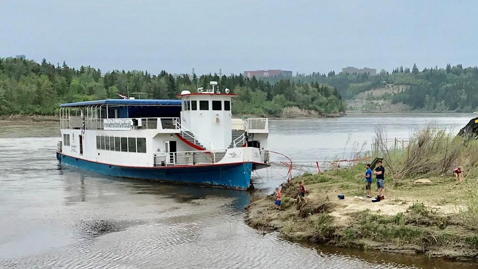Edmonton Riverboat