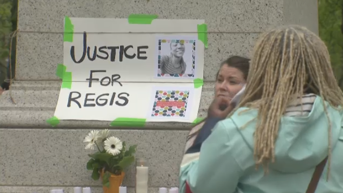 Justice for Regis Korchinski-Paquet,