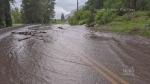 Flooding triggers evacuations in Interior