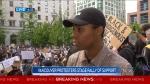 Vancouver protest organizer speaks