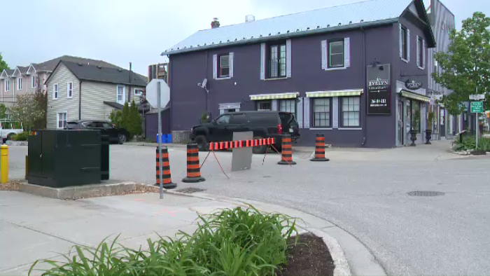 Some roads in downtown Elora will close to vehicles on weekends to allow for better physical distancing among visitors.