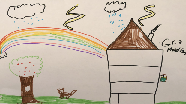 Madison McNamara, 8 years old, Grade 3, St. Luke School, Barrhaven