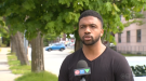 Halifax community advocate DeRico Symonds on protests