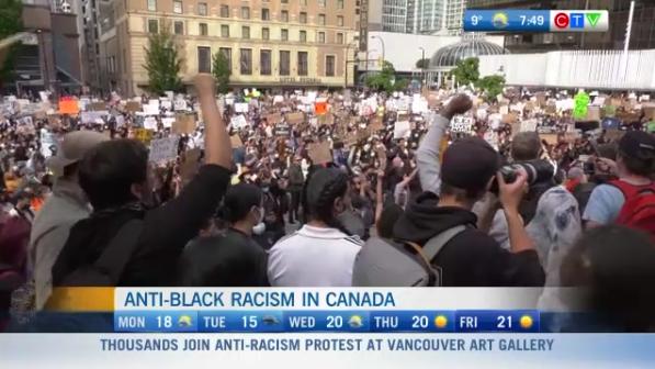 Anti-black racism in Canada