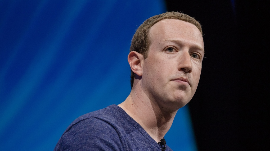 Facebook employees publicly criticize Zuckerberg's inaction on Trump posts