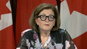 Ontario Officials announce 404 new cases