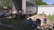 Bottle drive for Lincon Bechard