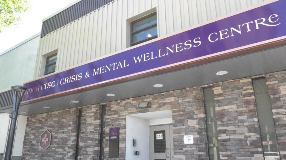 Hotel-Dieu Grace Crisis and Mental Wellness Ce