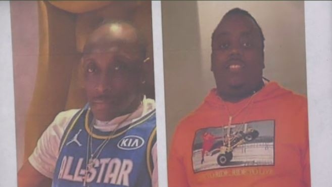Darius Jelks, 32, and Maurice Jelks, 39, were killed Sunday, May 31, 2020, amid violence in Chicago. (CTV News)