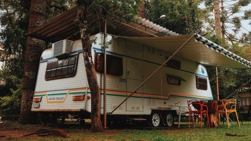 An RV is seen in this file image. (Pexels)