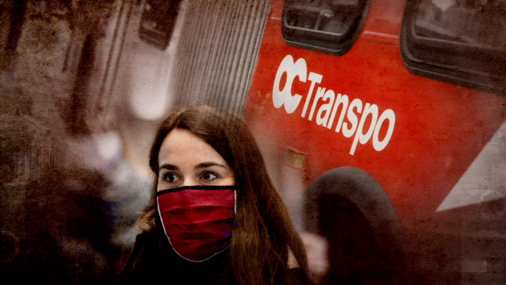 Masks mandatory on OC Transpo