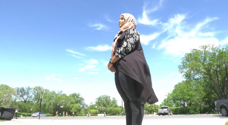 Eman Osman is organizing a Black Lives Matter rally in Regina