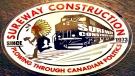 Sureway Construction sticker. (Source: Ashley Callingbull)