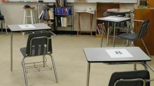 Students allowed back in school
