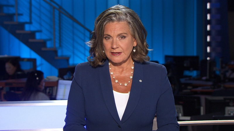 Anchor, Lisa LaFlamme