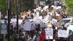 Calgary black lives matter rally