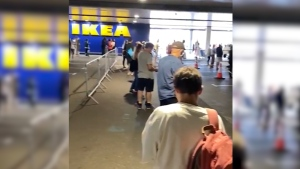 U.K. IKEA