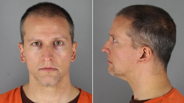 Before he knelt on Floyd's neck, Derek Chauvin was the subject of 18 prior complaints filed against him with the Minneapolis Police Department's Internal Affairs. (Hennepin County Sheriff's Office)