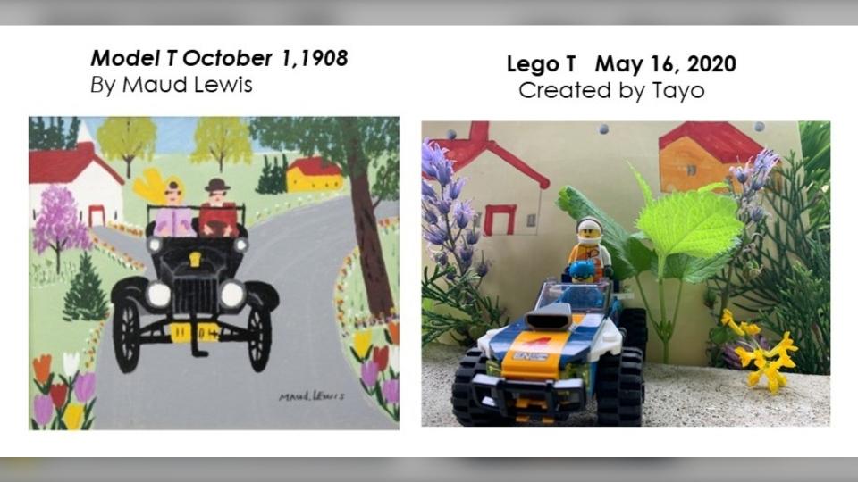 Lego T