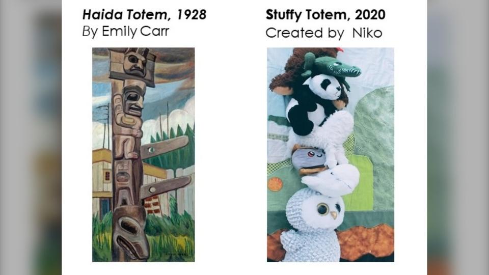 Stuffy Totem