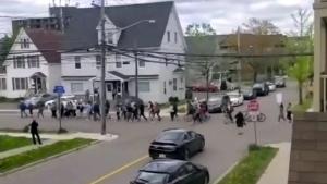 Halifax protest