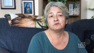 Thelma Favel, Tina Fontaine's great-aunt feels nothing has changed since the MMIWG Inquiry was released a year ago. (Photo from 2015)