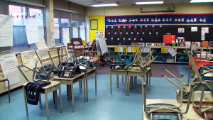 "According to Alberta Teachers Association President Jason Schilling, ""Restarting classes is way more complex and complicated than we had imagined."""