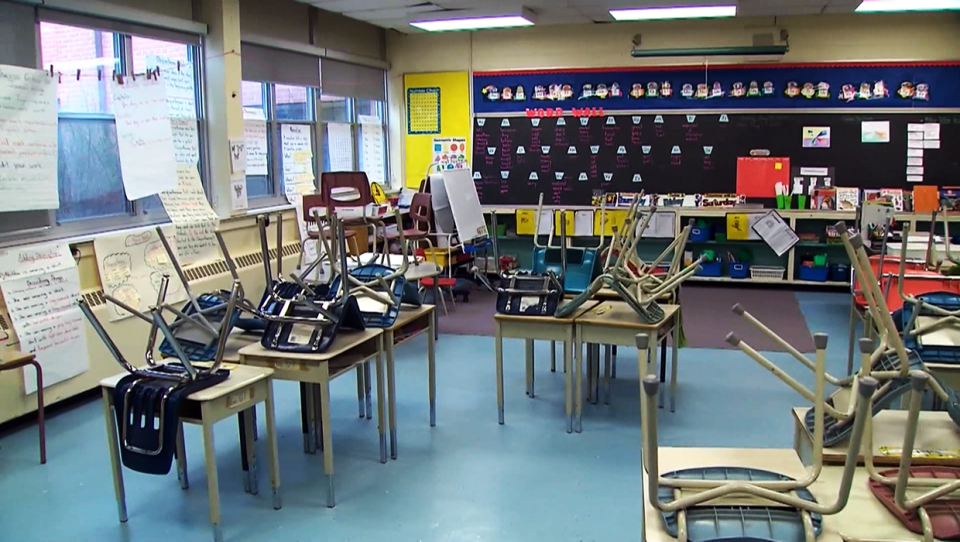 According to Alberta Teachers Association President Jason Schilling,