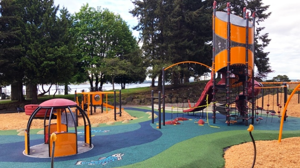 Nanaimo reopens outdoor playgrounds, Victoria mulls reopening dates