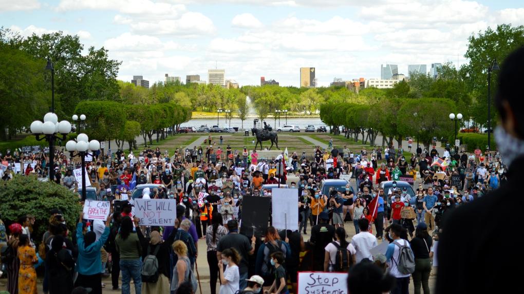 Black Lives Matter Regina 1