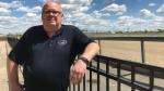 Marquis Downs manager of racing Rick Fior. (Pat McKay/CTV Saskatoon)