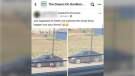 A Regina man is speaking out after a post in The Greens on Gardiner Facebook group implied he had broken into a vehicle, which was actually his own.