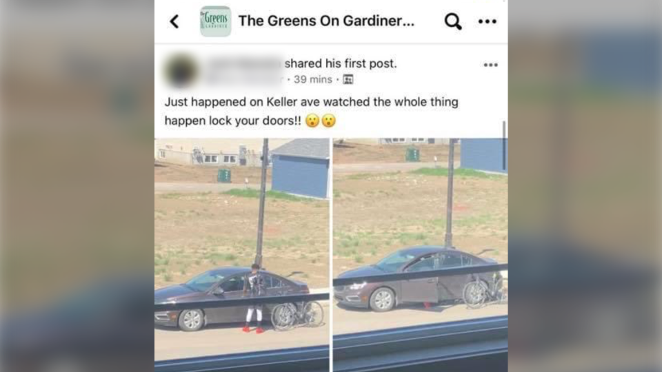 Greens Facebook Racial Profiling