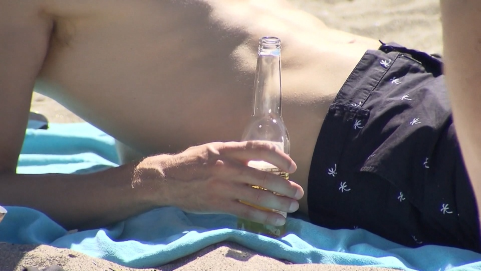 North Van to allow drinking in parks