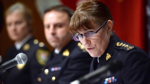 Top cop writes scathing letter to McCallum