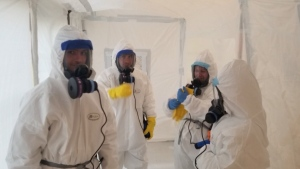 How companies provide COVID cleaning services