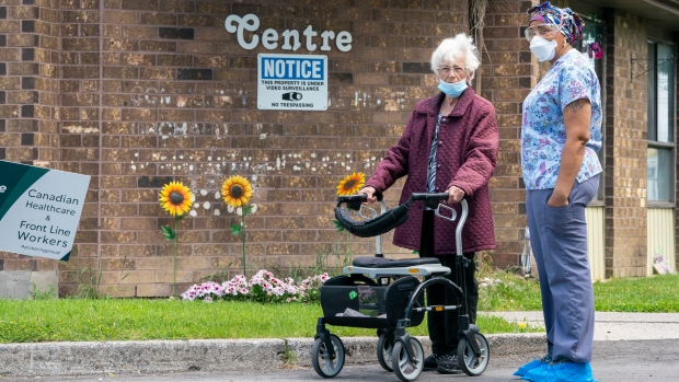 No more outings for residents of long-term care homes in Toronto, Peel Region, Ottawa