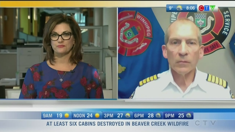 The Winnipeg Fire Paramedic Service is seeing a lot of fires so far this season. Rachel Lagacé has more on fire prevention strategies.