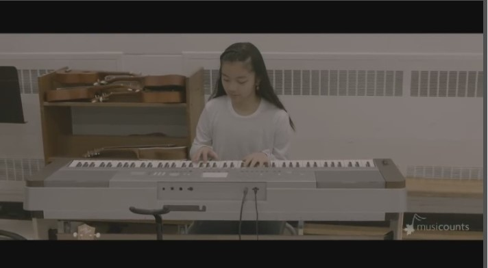 Connecting kids in need with music during COVID-19