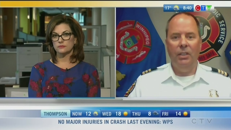 Fire officials say grass and bush fires can be prevented. Rachel Lagacé has more.