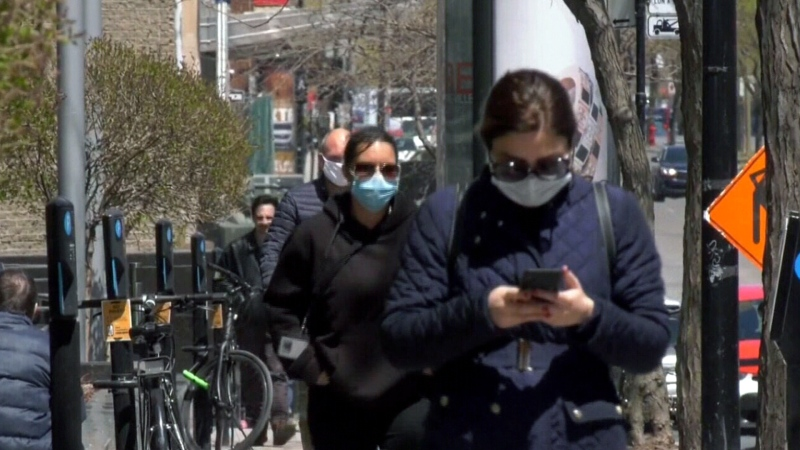 Quebec municipality's bylaw on mandatory masks
